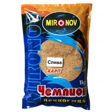 Прикормка MIRONOV Чемпион Карп слива в Москве купить