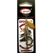 Блесна-вертушка ДОЮЙ KX 8181 в Москве купить