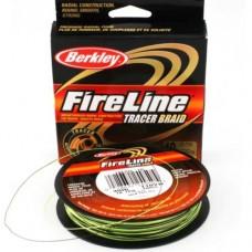 Плетеный шнур Berkley Fireline Tracer Braid  в Москве