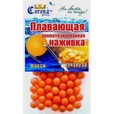 Плавающая ароматическая наживка CORONA кукуруза в Москве купить
