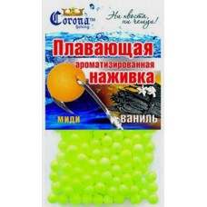 Плавающая ароматическая наживка CORONA ваниль в Москве