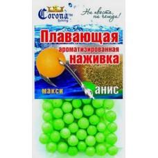 Плавающая ароматическая наживка CORONA анис в Москве