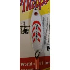 Блесна MEPPS Syclops-1 (бело-красный) в Москве