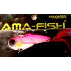 Цикада AMA-FISH 5158 (бело-розовый) в Москве купить