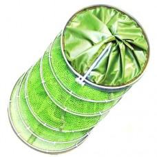 Садок рыболовный круглый светло-зеленый в Москве купить