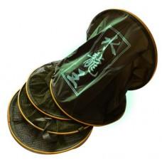 Садок рыболовный круглый с золотыми кольцами в Москве купить