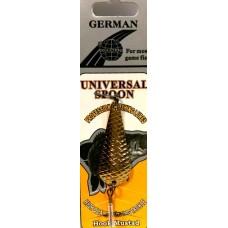 Блесна колеблющаяся универсальная GERMAN 8133-050 (03) в Москве купить