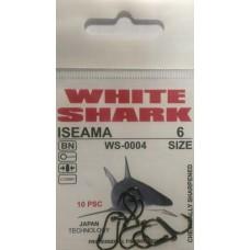 Крючки WHITE SHARK Iseama  в Москве купить