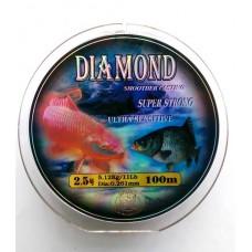 Леска GROWS CULTURE Diamond (Carp, A Crucian) в Москве купить