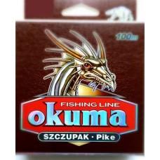 Леска OKUMA 100 м  в Москве купить