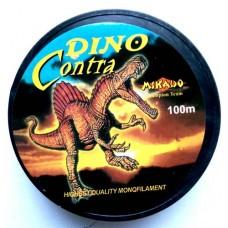 Леска MIKADO Dino Contra 100 м