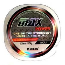 Леска KAIDA Max 100 м в Москве
