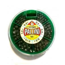 Набор свинцовых грузил Pallini  в Москве купить