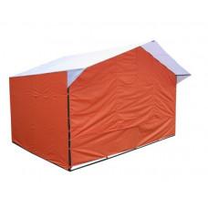 Стенка к торг.палатке Митек 3,0х1,9 (синий) в Москве