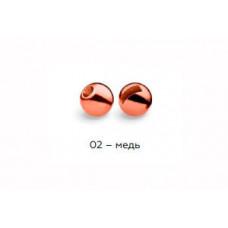 Вольфрамовая головка Namazu Pro TiA Tungsten Head Trout 3,8, 0,5г, медь (5 шт) NPT-TH38-02 в Москве