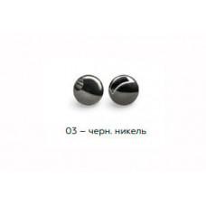 Вольфрамовая головка Namazu Pro TiA Tungsten Head Trout 3,8, 0,5г, черн/никель (5 шт) NPT-TH38-03 в Москве