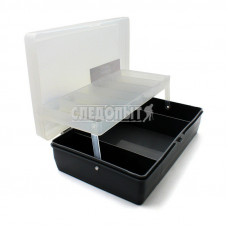 Ящик Следопыт для мелочей большой с подъемными полками 23,5х15х6,5 см PF-BU-S02 в Москве