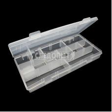 Коробка Следопыт Luno-18 для рыболовных приманок 23х12,3х36,5 см PF-FB-18U в Москве