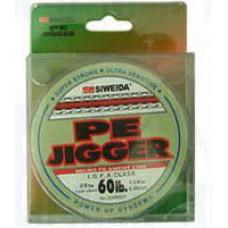 Рыболовная леска плетеная PE Jigger 100м 0,12 (зеленая) в Москве купить