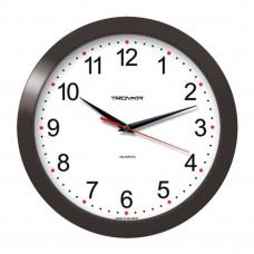 Часы настенные Troyka 11100112 круг D29 см в Москве