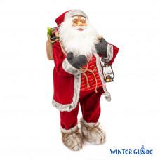 Игрушка Дед Мороз под елку 80 см M40 в Москве