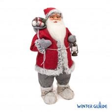 Игрушка Дед Мороз под елку 80 см M21 в Москве
