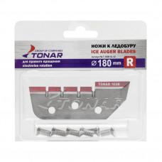 Ножи для ледобура Тонар LT-180R правое вращение NLT-180R.SL.02 в Москве
