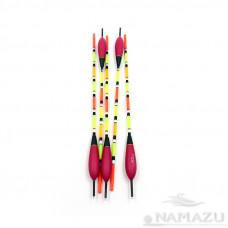 Поплавок ваглер Namazu Pro 30 см 9 г (5 шт) NP139-090 в Москве