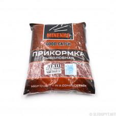 Прикормка Minenko Good Catch Зимняя лещ красный 700г 4402 в Москве