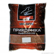 Прикормка Minenko Good Catch Специи 700г (4319) в Москве