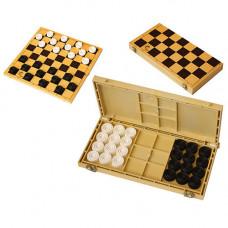 Шашки с шахматной доской 30*30см ES-0292 в Москве