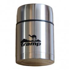 Термос с широким горлом 0,7 л. Tramp TRC-078 (серый) в Москве