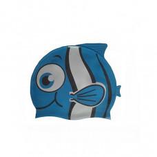 Шапочка для плавания детская Dobest Рыбка YS10 в Москве