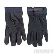 Перчатки туристические Следопыт, черные, размер XL PF-GT-B03 в Москве