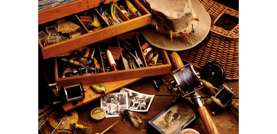 Магазин для рыбалки